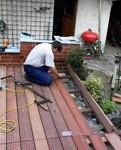 Eine Holzterrasse selber bauen, ist mit dieser Anleitung kein Problem mehr