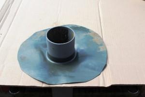Foliendurchführung für HT-Rohre